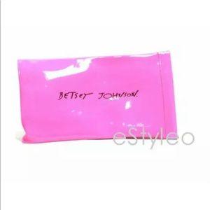 Betsey Johnson Accessories - Betsey Johnson Sunglasses Retro Leopard Pink